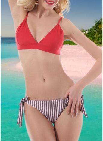 Sexy Frauen Push Up Bikini Set Beach Bademode