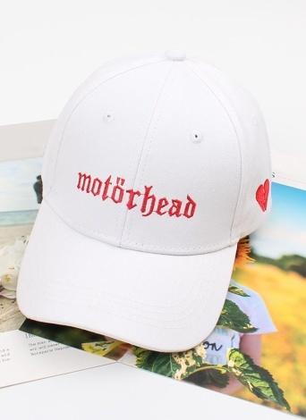 Mujeres de moda hombres letra del casquillo bordado del corazón gorra de béisbol del sombrero de unisex cap verano negro / rosa / blanco