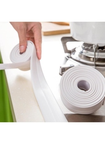 Kitchen Bathroom Wall Seal Ring Tape Waterproof Mold Proof Adhesive