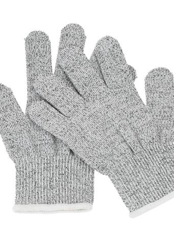 SIWEI Cut-resistant Gloves Knife-resistant Gloves Food Grade Level 5 Cut Protection Gloves Safety Kitchen Gloves