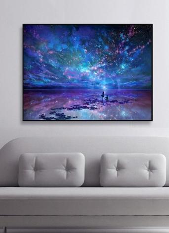 5D fai da te pittura diamante bella Sunglow tramonto strass ricamo regalo decorazioni per la casa