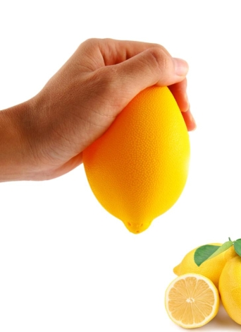 Practical Silicone Fruit Squeezer Handy Orange Lemon Juice Press Juicer Citrus Juicer Kitchen Squeezing Tool