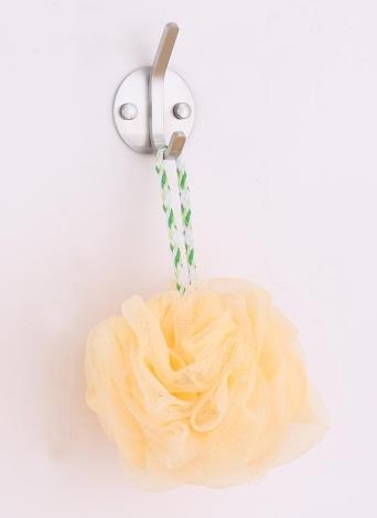 2pcs/set Clothes Hook Space-saving Wall-mounted Hooks High Quality SS Hooks Multifunctional Single Hook Set