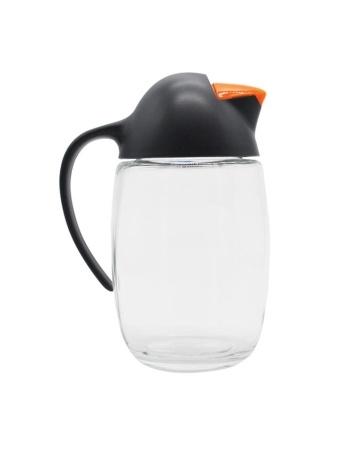 Oil Container Safey Exquisitely Leak Proof Unbreakable Dispenser Vinegar Pourer Bottle