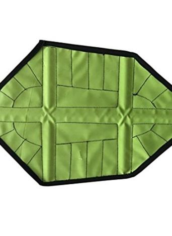 Cubrezapatillas reutilizables para auto-paquete Cubrezapatillas Easy Step de 2 piezas fáciles para trabajadores a domicilio