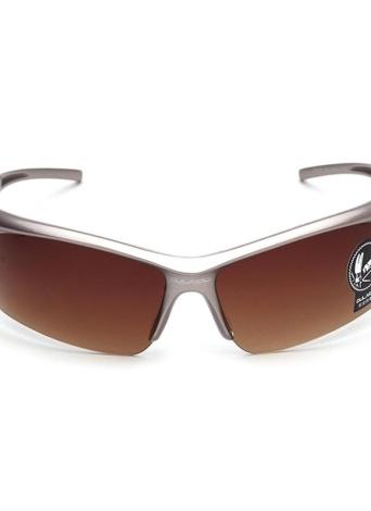 Marcos de vidrios marrón oscuro Lentes de color marrón oscuro a prueba de polvo a prueba de explosiones Anti-UV ciclismo al aire libre Electromobile motocicleta gafas de sol de hombre