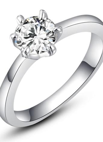 Roxi Hot Classique New Fashion Gold Ring Plaqué Charm Fine Jewelry Femmes Mariage Engagement Cadeau