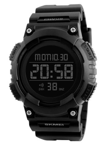 SKMEI Sport Digital Relógios de pulso Relógios masculinos 5ATM Water-resistant Watch