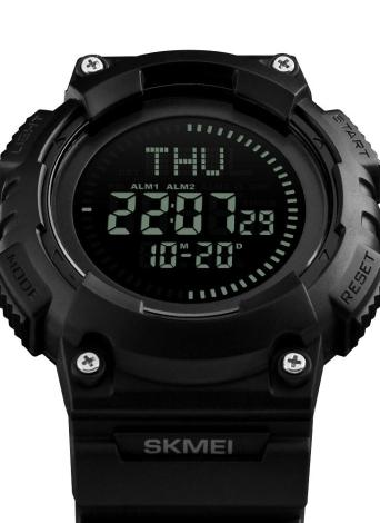 e59312434ab SKMEI 5ATM Water-resistant Sport Watch Men Digital Watches Backlight  Wristwatch