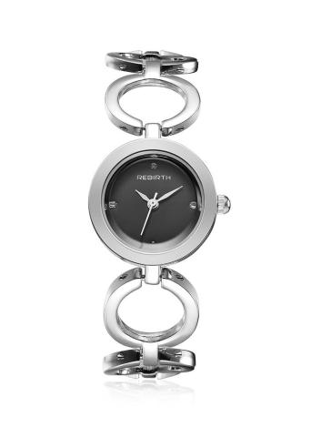 REBIRTH Fashion Casual Quartz Watch Life Reloj resistente al agua