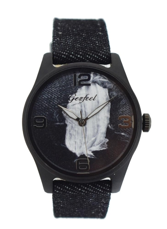 GEZFEEL Fashion Casual Women Relógios Quartz Woman Relógio de pulso Casual Feminino Watch Time Display