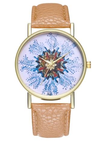 Medusas de la vendimia Ilustración Sea Creature Classic Style Reloj de cuero para mujeres Reloj de hombre Ideas de regalos de boda de cumpleaños T07