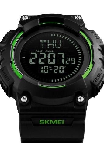 SKMEI 5ATM Water-resistant Sport Watch Men Digital Watches Backlight Wristwatch