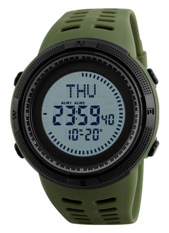 Reloj digital resistente al agua SKMEI Sport Watch 5ATM