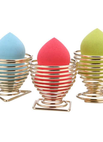 Beleza Blender Egg Pó Esponja Secagem Shelf Titular
