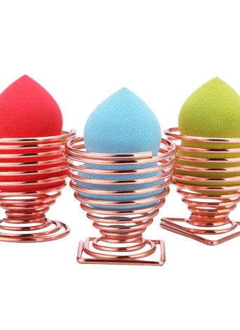 Beauty Blender Egg polvere di spugna, asciugatura Shelf Holder