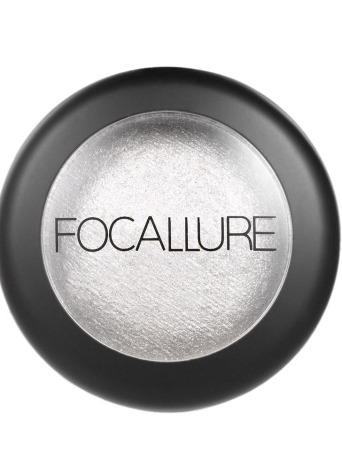 FOCALLURE Paleta de Sombra de Ojos Cocida al Horno 1Pc Mujeres Cosmética Neutral Paleta de Sombra de Ojos Cálida Paleta de Maquillaje Ojo