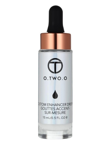 O.TWO.O Face Highlighter Foundation Shimmer Liquid Contorno facial Concealer Cream Face Make Up Tool