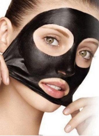 Purifying Blackhead Remover Peel-Off Facial Cleaning Black Face Mask