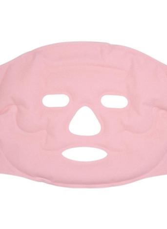 Hot & Cold Face Gel Mask Facial Therapy Microwavable Freezable Reusable Relief Cara inchada Puffy Eyes Dores de cabeça Enxaqueca