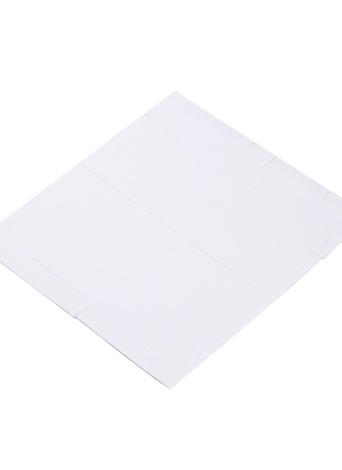 312 Unids / Sheet Sponge Adhesivo de Fijación de Doble cara Pegatina para el Gel de Uñas Pantalla de Color Tarjeta de Libro Gráfico Nail Art Tool