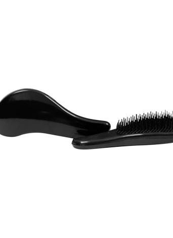 Escova de cabelo Escova de cabelo profissional Escova de cabelo de descongelador de paletas Tratamento de pente de massagem