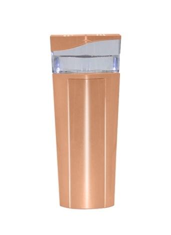 Portable Pulvérisateur Nano Brumisateur Pulvérisateur Mobile Power Bank 2200 mAh De Main Brume Maniable Hydratant Hydratant Visage Cuiseur Nano Pulvérisateur Peau Visage Soins Humidificateur Hydratation Atomiseur Instrument