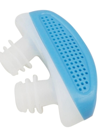 Silicone Mini 2 in 1 Anit-Snoring Device