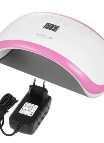 36W LED Nail Lamp UV Gel Nail Dryer Machine Manicure Lamp For Fingernails  Toenails Curing Nail