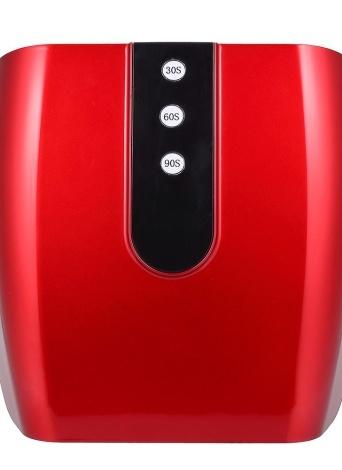24 W UV LED Nail Lampe Professionnel Rouge Lumière Nail Gel Sèche Machine À Ongles Ongles Matériel de Séchage Nail Art Outil