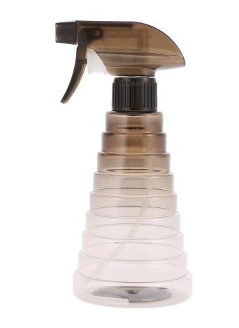 Anself frasco de spray de cabeleireiro flor da planta de Rega Pulverizador 390ml Cinza