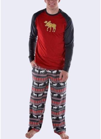 Пижама Рождества семьи