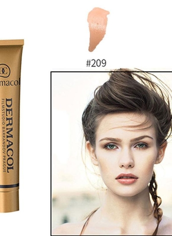 High Covering Make Up Foundation Legendäres Filmstudio Hypoallergen