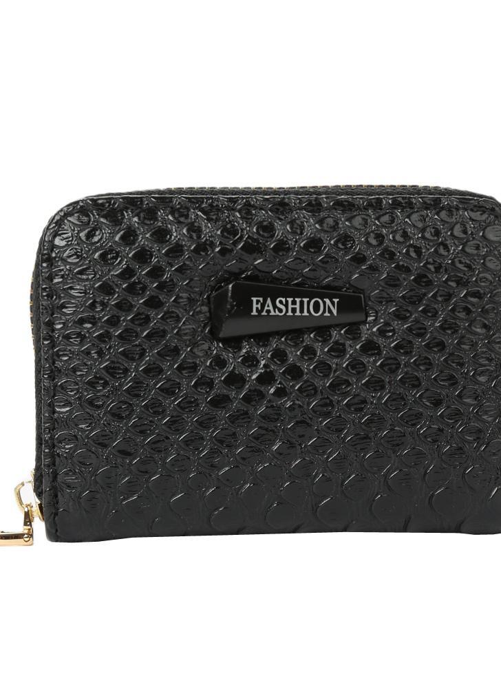 New Fashion Card Femmes Porte ID En Cuir PU Solide Couleur Carte Multiple Holder Slots