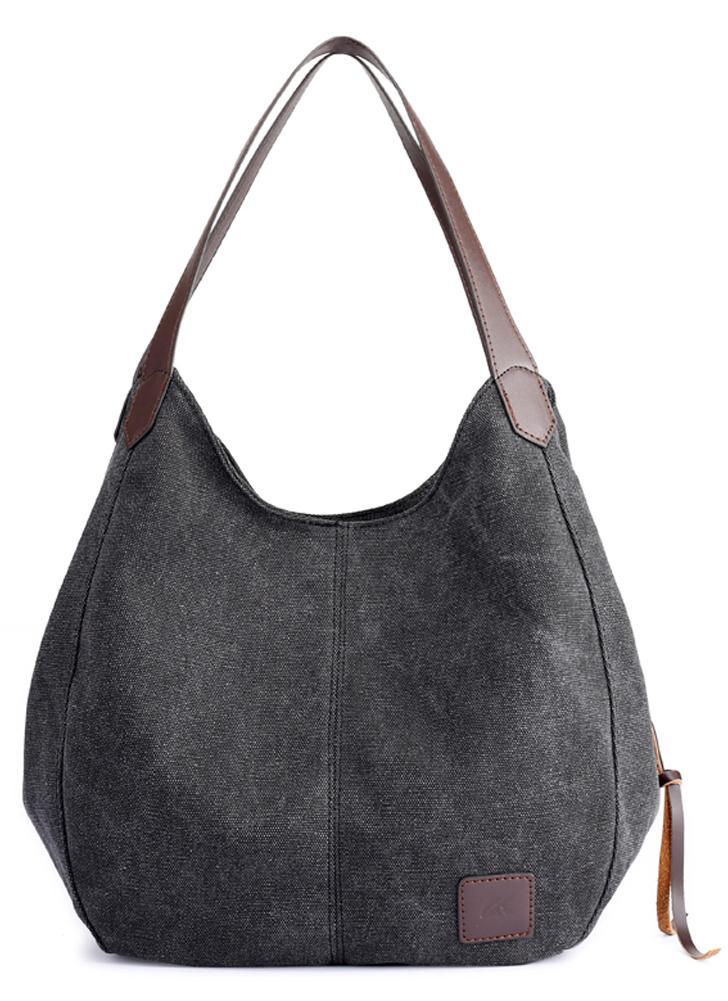 Модные женские сумки с несколькими карманами