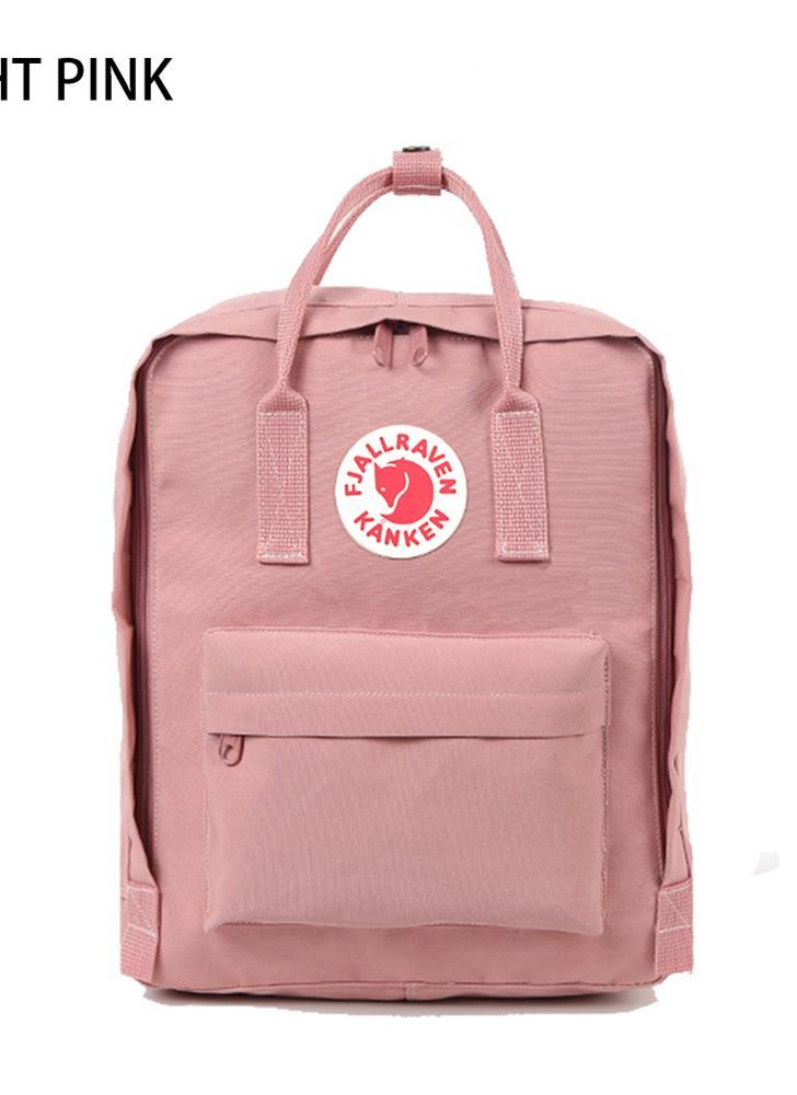 Estilo Unisex Classic Backpack Bolsas Alunos Schoolbags