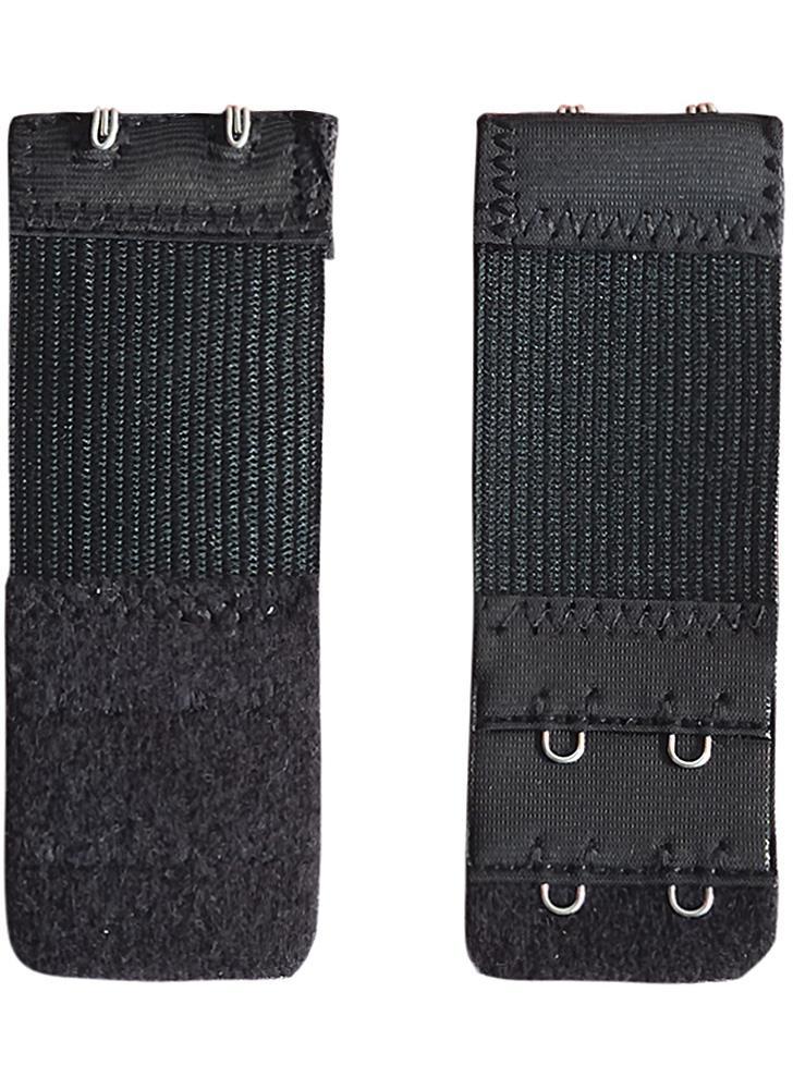 Women Girls Bra Extender 2 Hooks Ladies Soft Bra Extension Strap Underwear Belt Adding
