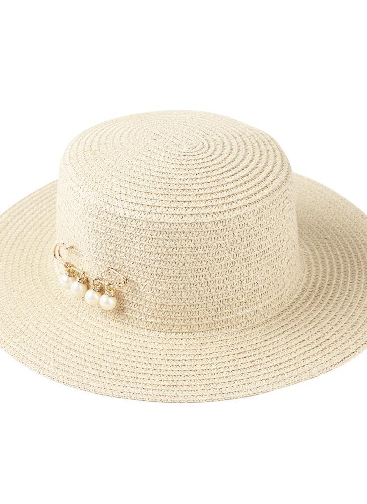 Forme a mujeres sombrero para el sol sombrero de paja de ala ancha sólido  del grano afbf387b70d