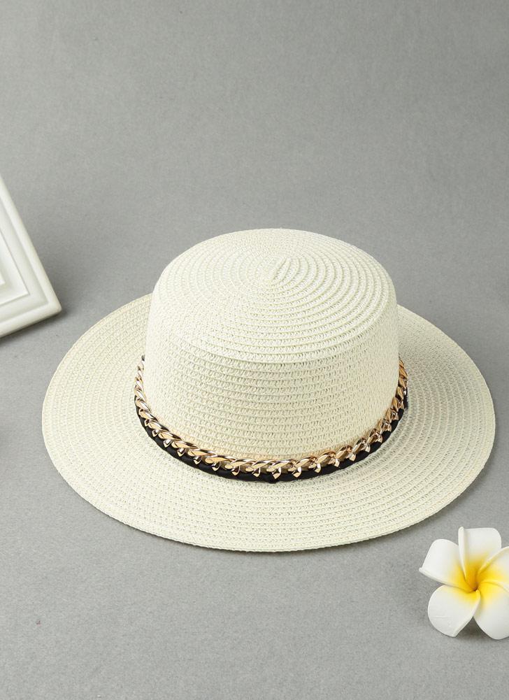 Nova forma das mulheres Sun Hat chapéu de palha Sólidos aba larga Verão Sunbonnet Praia Chapéu Panamá