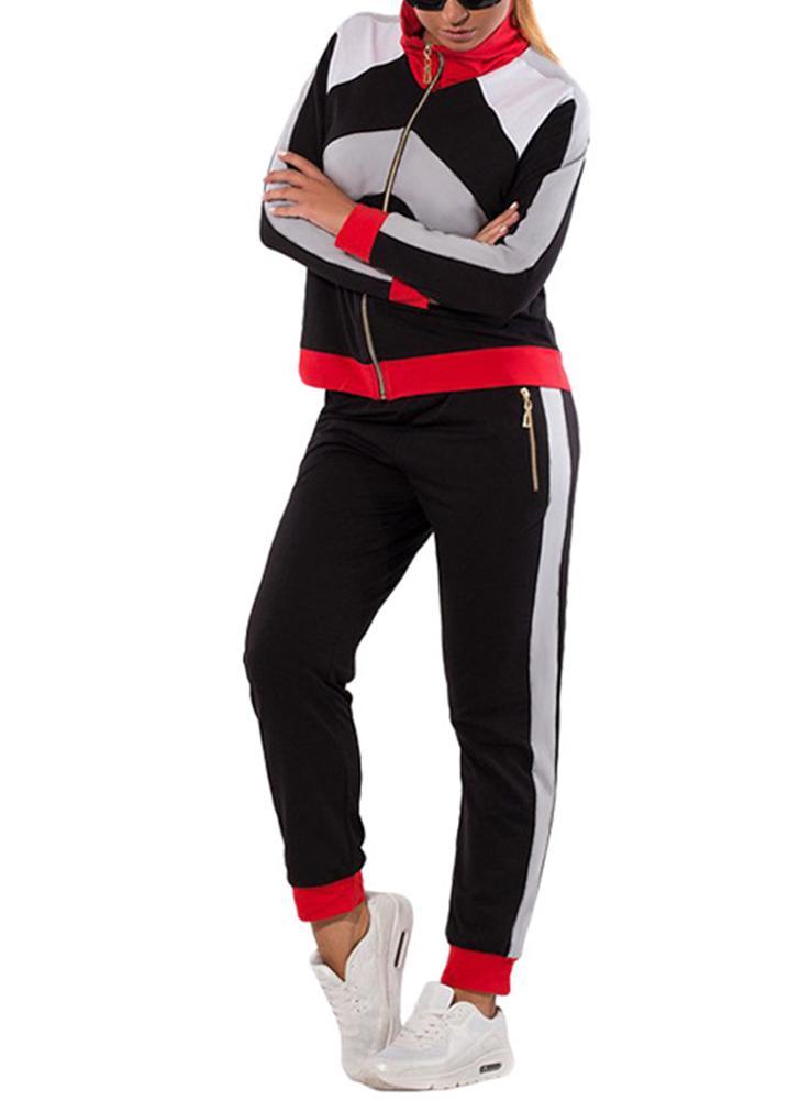 Ropa de deporte de mujer Chándal de entrenamiento Ropa de fitness y  pantalones Conjuntos casuales df77f64c9e4c