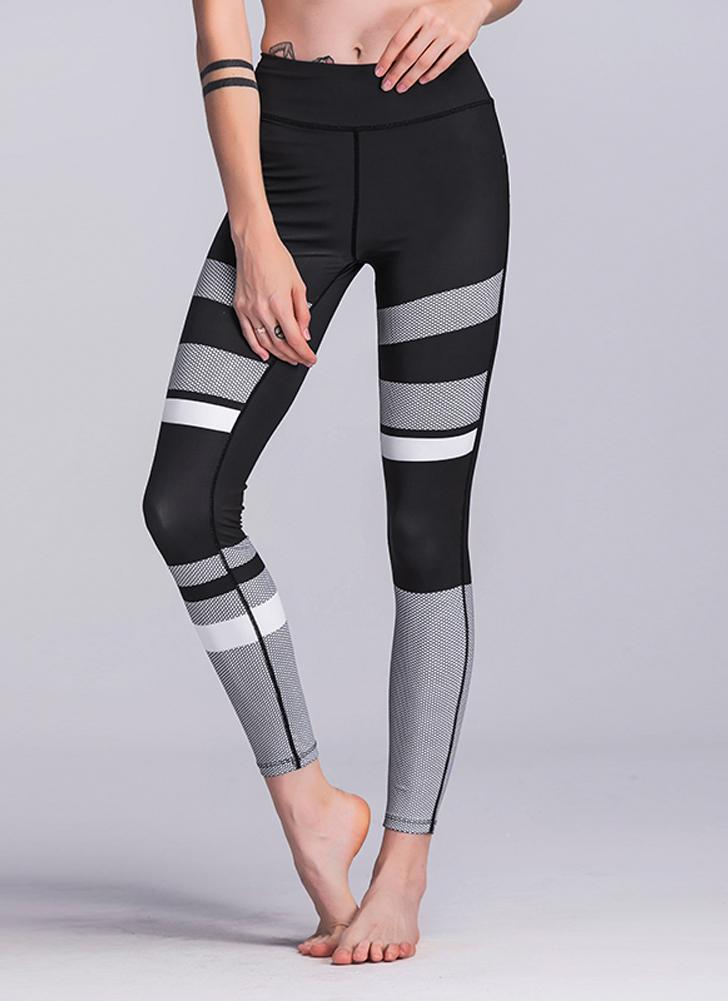 Pantaloni da donna Leggings Pantaloni sportivi Yoga Running Tights
