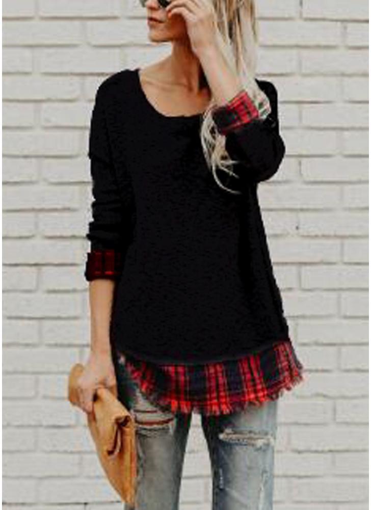 Camisa de cuadros de mujer Camiseta sin mangas con cuello en v Camiseta sin  mangas de e365d6c7fa55
