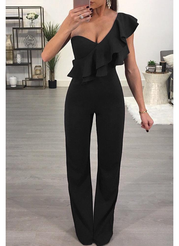 One Shoulder Suits