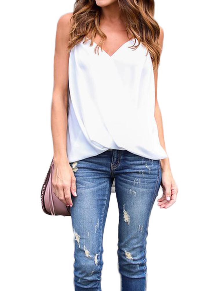 Taschen Mit Griff Oben Blumendruck T-shirt Frauen Sexy Bügel V-ansatz Kreuz Kurzarm Weiß T-shirt Tops Weibliche Damen 2018 Beiläufige Art Und Weise T-shirt