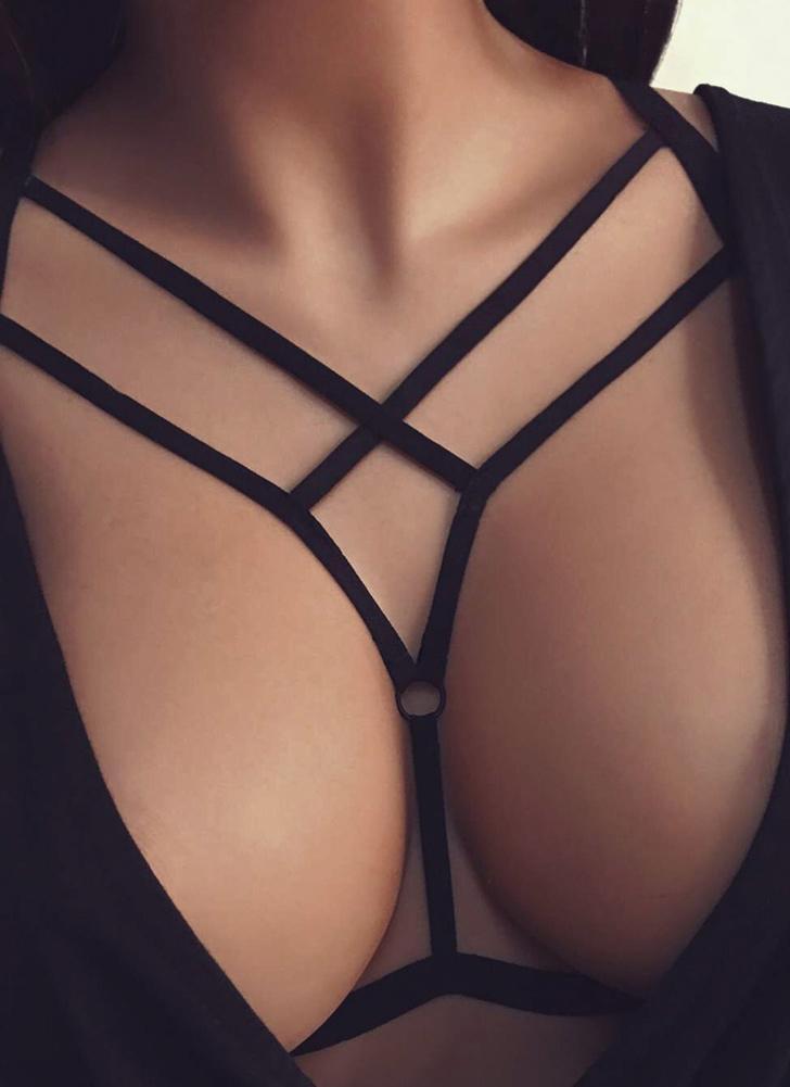 Soutien-gorge à lingerie érotique sexy
