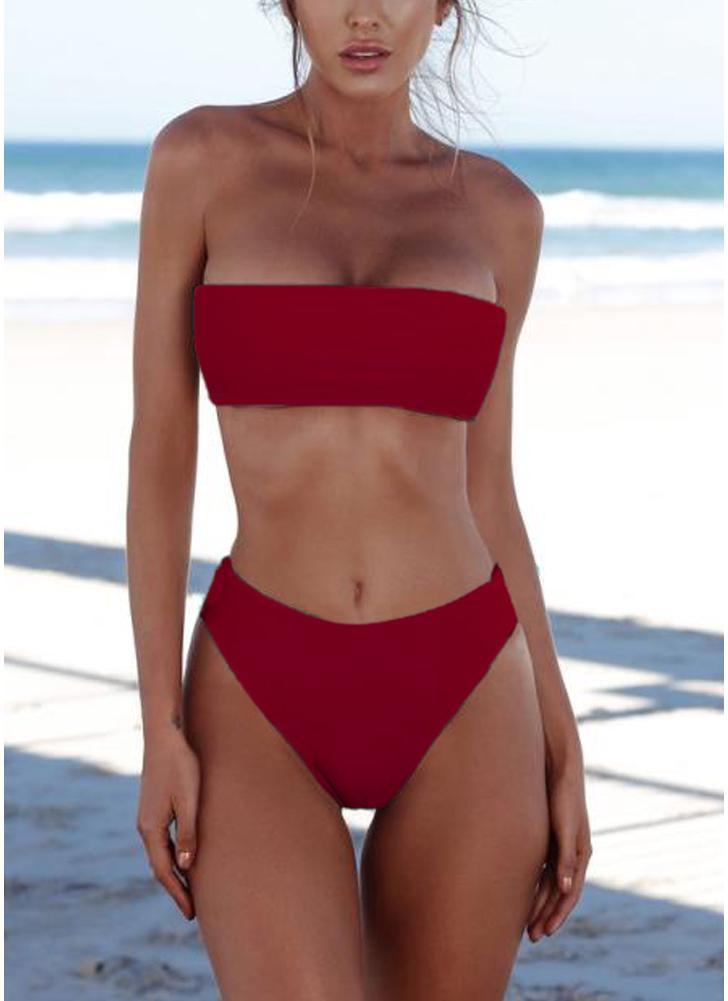 Costume da bagno intero Costumi da bagno donna Swimwear Swimwear da donna a vita alta