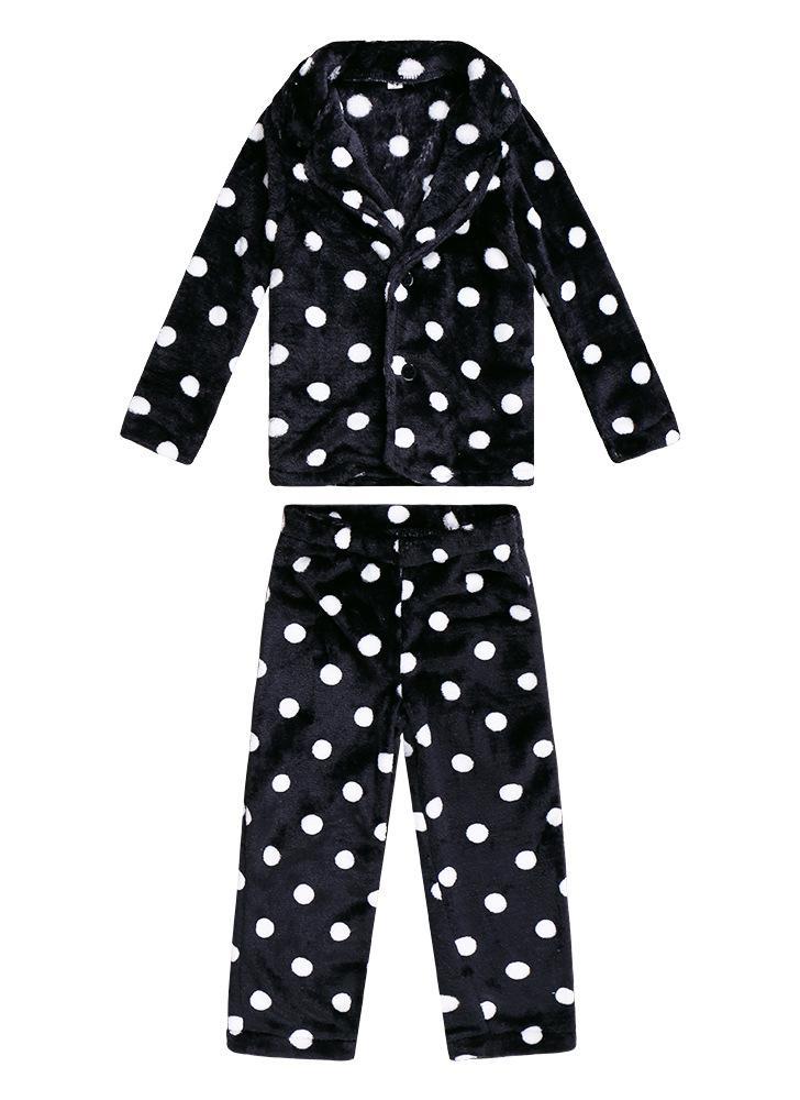 Наборы для пижам с длинными рукавами для детей
