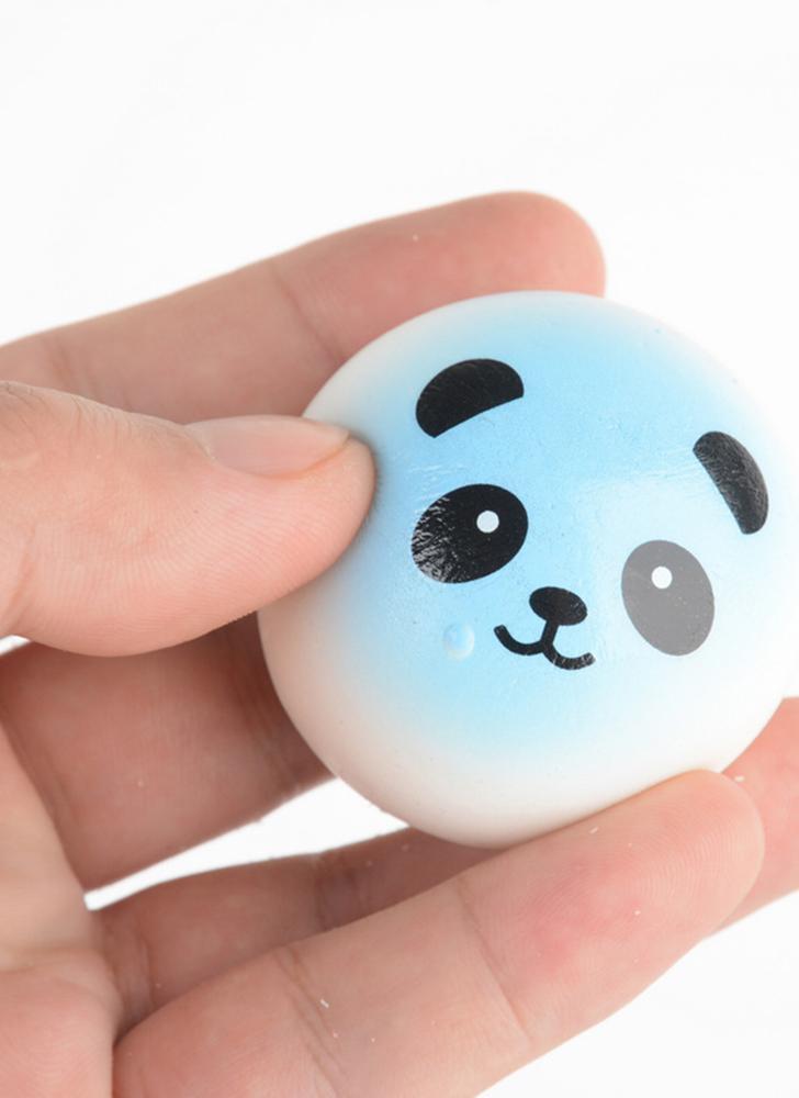 Exquisite Fun Pão macio Desenhos animados Squishy Slow Rising Squeeze Toy  Correias de telefone Ballchains Simulação a0fd0a1d0a