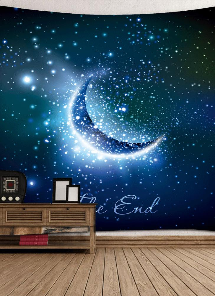 5 Galaxy Starry Star Earth Hanging Wall And Blanket Background
