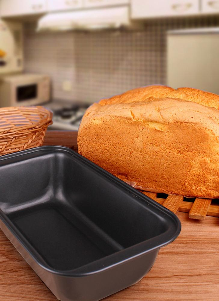 No-Stick Carbon Steel Toast Pan-Bread Mold Bakeware Rectangular Cake Bread Loaf Pan Baking Mold Kitchen Cupcake Tools